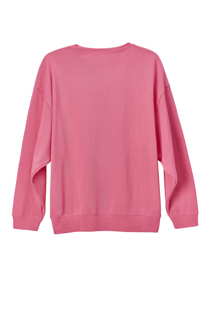 ALEXA Double Palm Sweatshirt