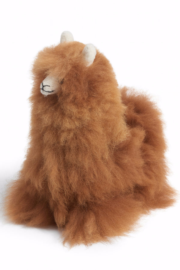Alpaca LAMA Fur Animal