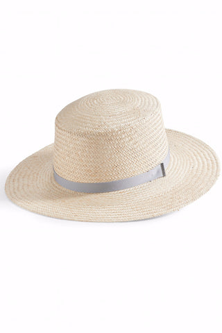 3005da0637b LEXA Palm Straw Bolero Hat in Natural