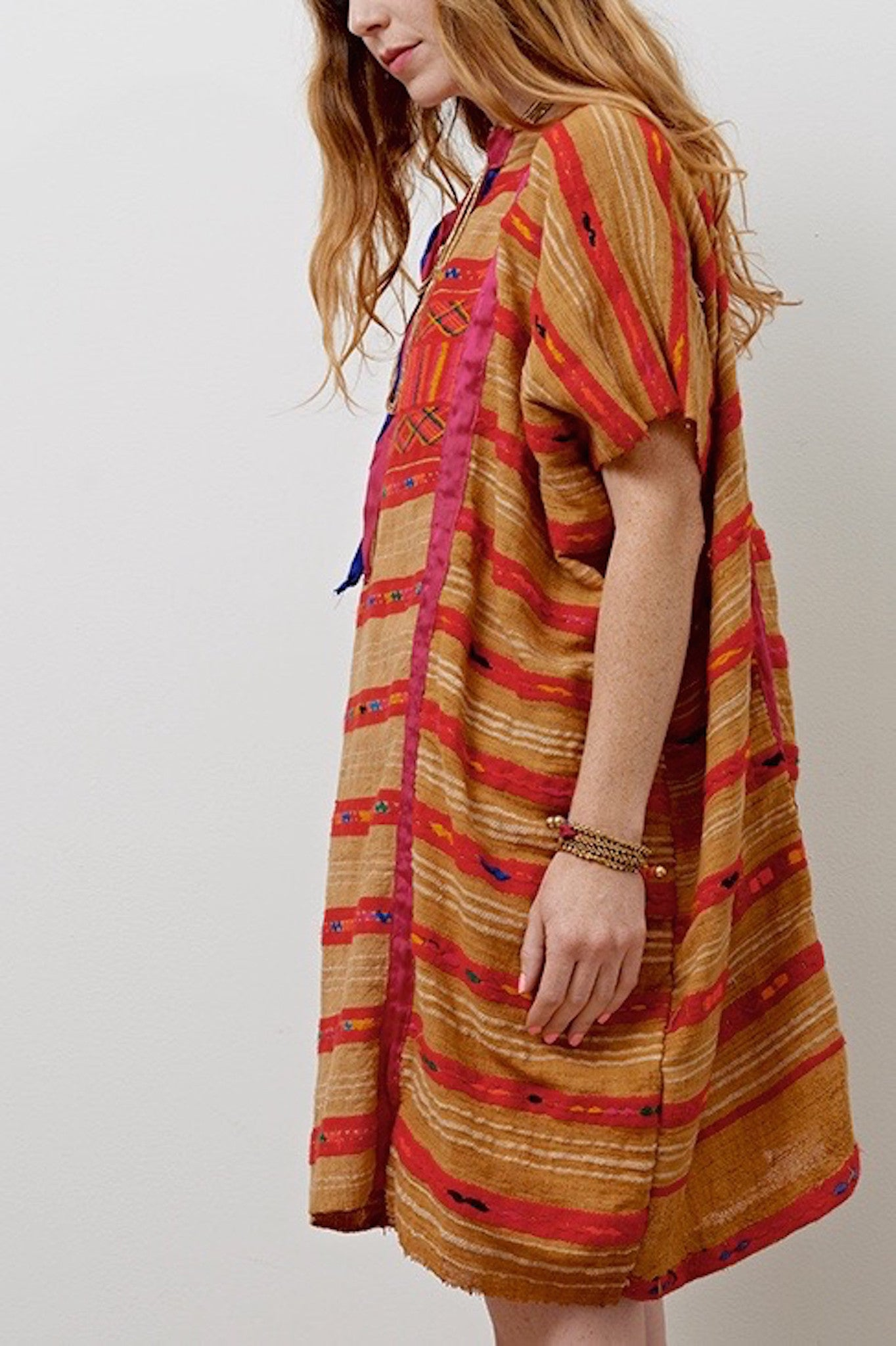 Striped One of a Kind Tunic