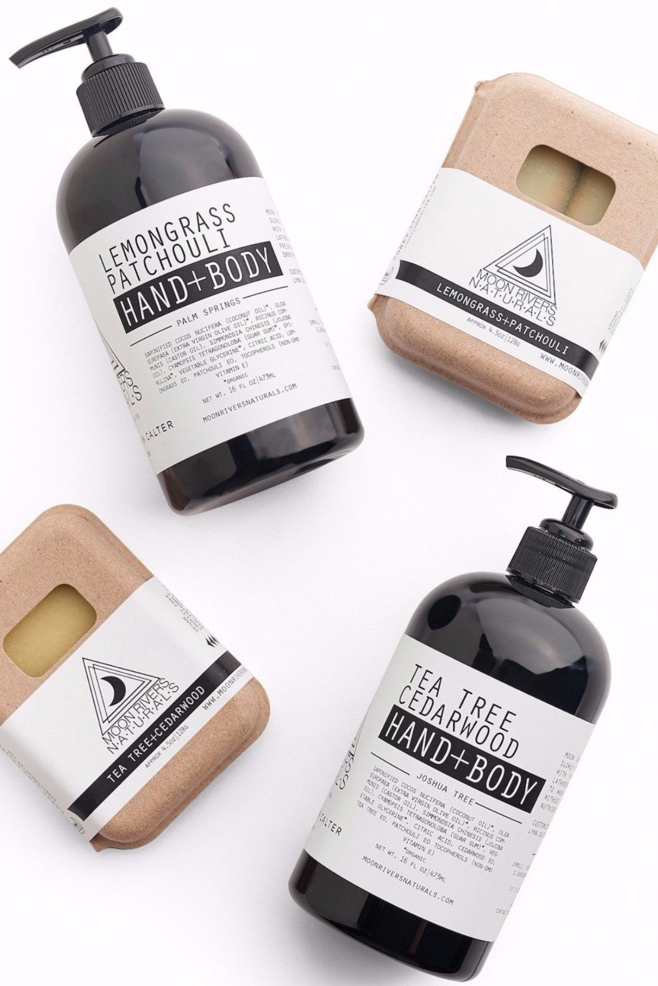 EXCLUSIVE CLC & MRN Hand and Body Wash
