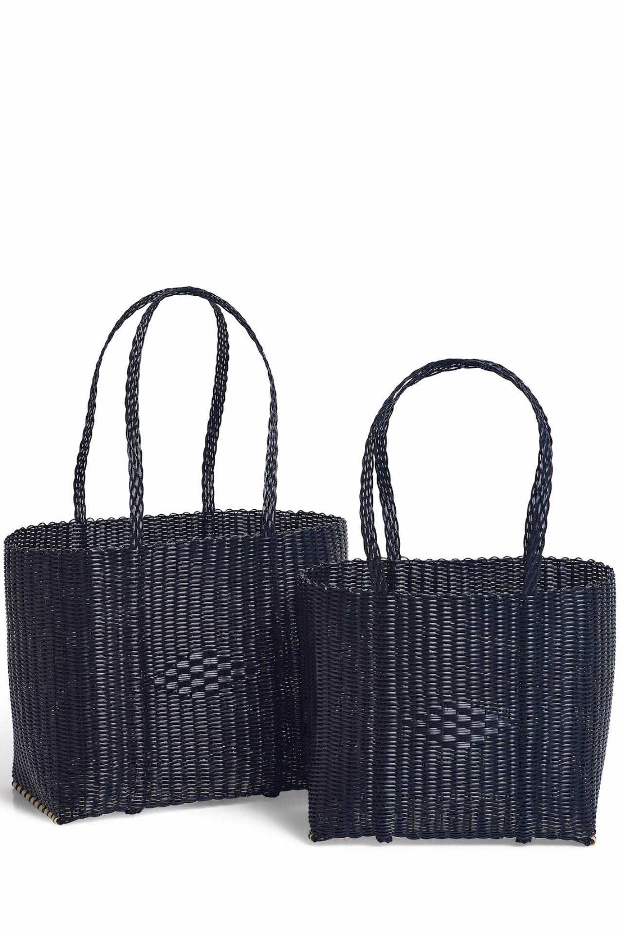 Handmade Eco Friendly Tote Bags BLACK
