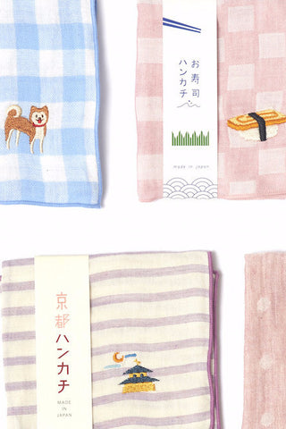 Playful Pocket Squares