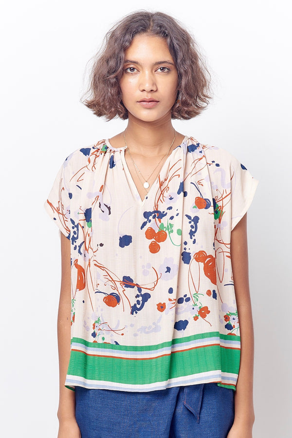 MAGGIE Top - Floral
