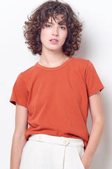 crew short sleeve top