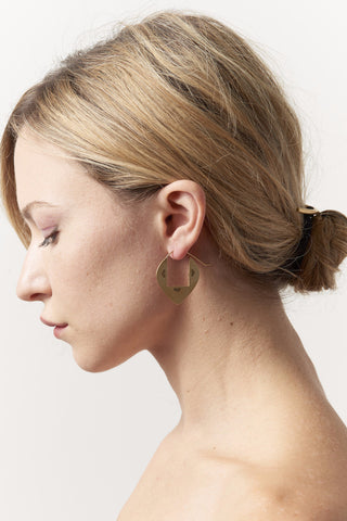 SEAWORTHY Small Amante Earring