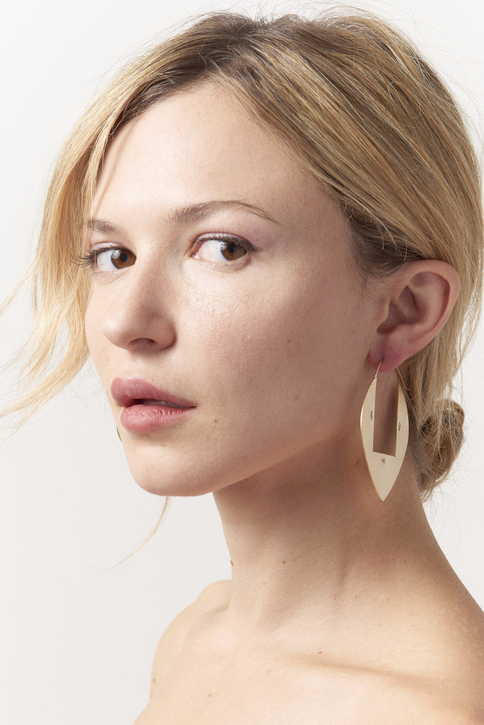 SEAWORTHY Large Amante Earring
