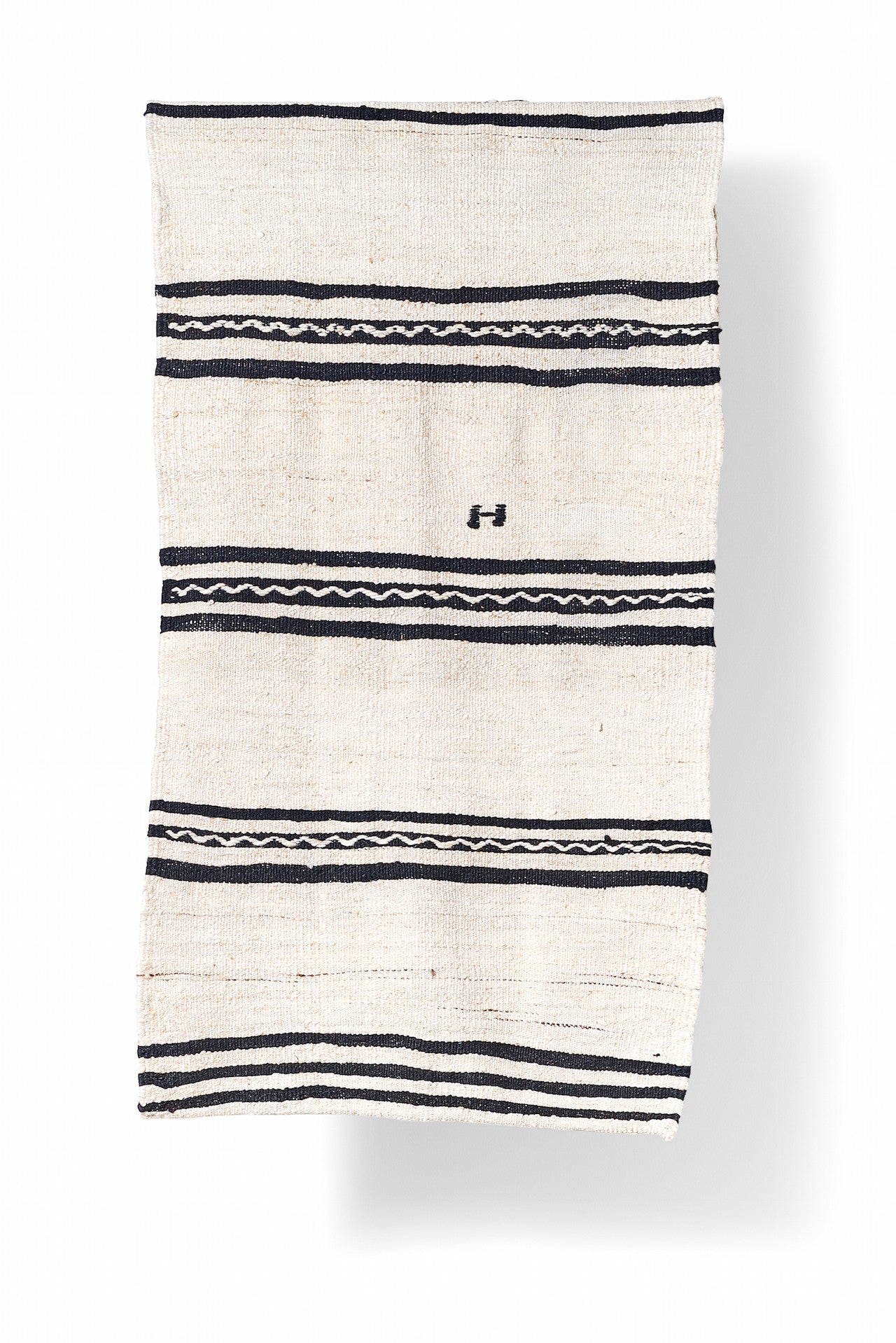 Turkish Kilim Striped Runner