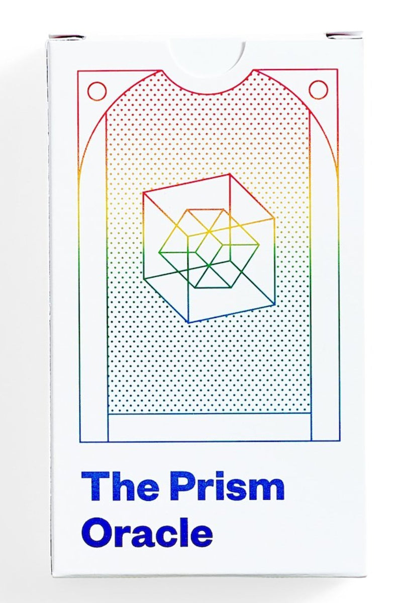 The Prism Oracle Tarot Deck