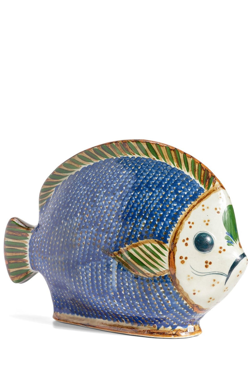 Tonalá Mexican Pottery Large Fish