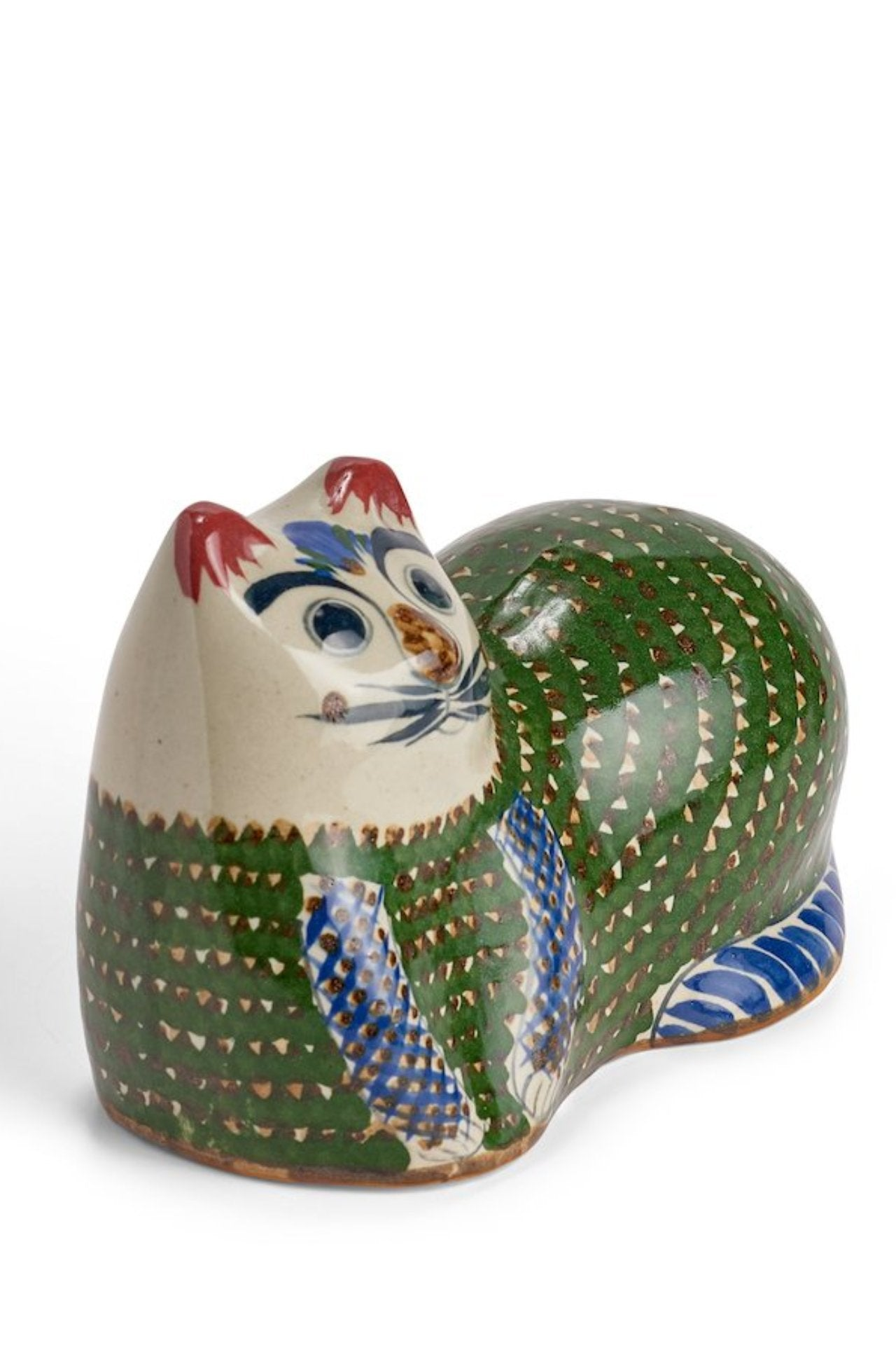 Tonalá Mexican Pottery Cat