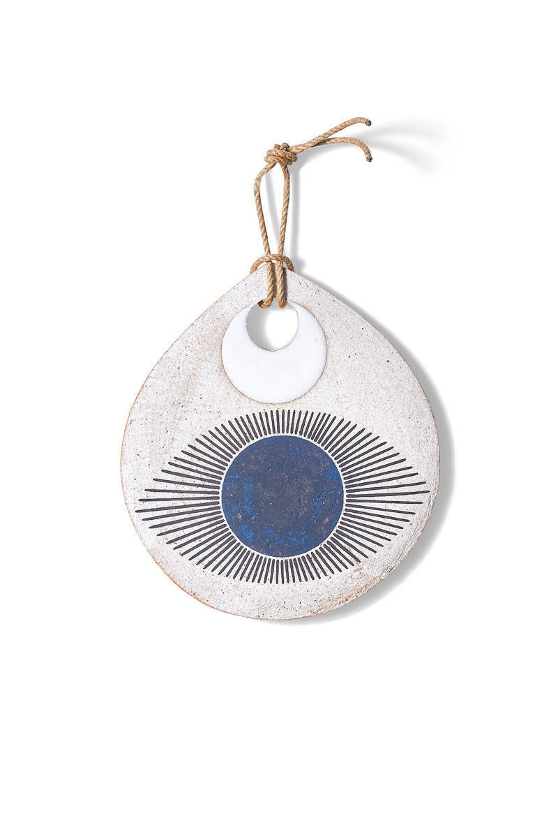 EYE Teardrop Portal Wall Hanging