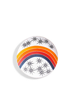 Rainbow Constellation Dish