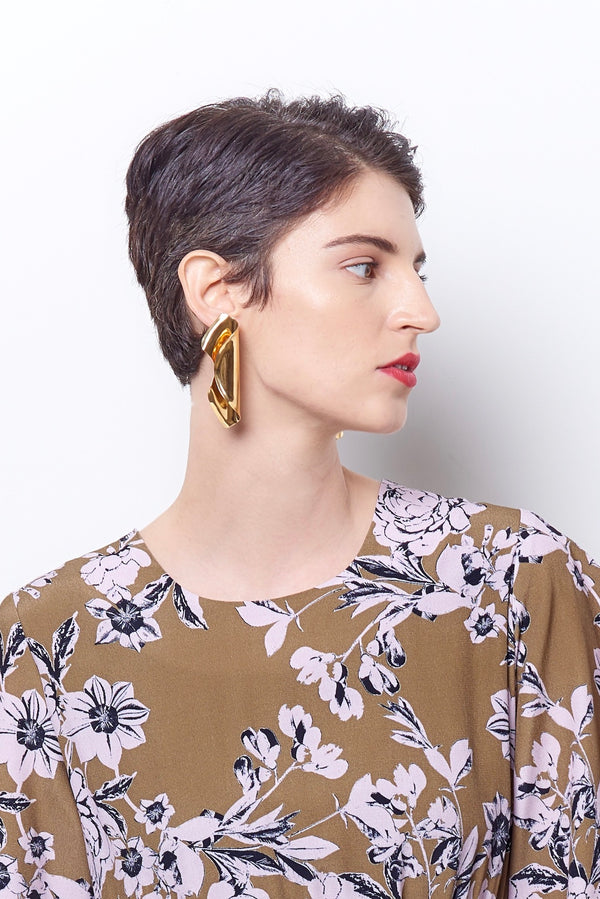 AGUAMARINA Earrings