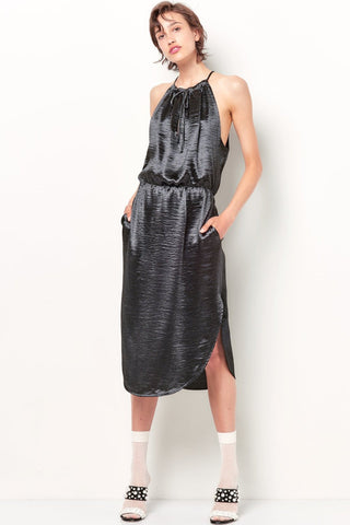ANA Slip Dress - Liquid