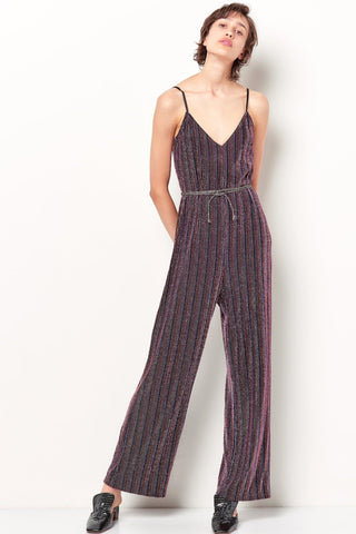 SAMMY Cross Button Crop Pant -Faces