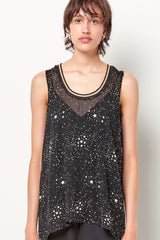 MEL Relaxed Tank Top - Star