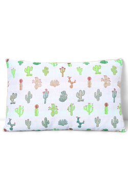 Jacquard Cactus Rectangle