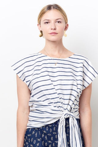 VALERIE Wrap Slip Top - Star