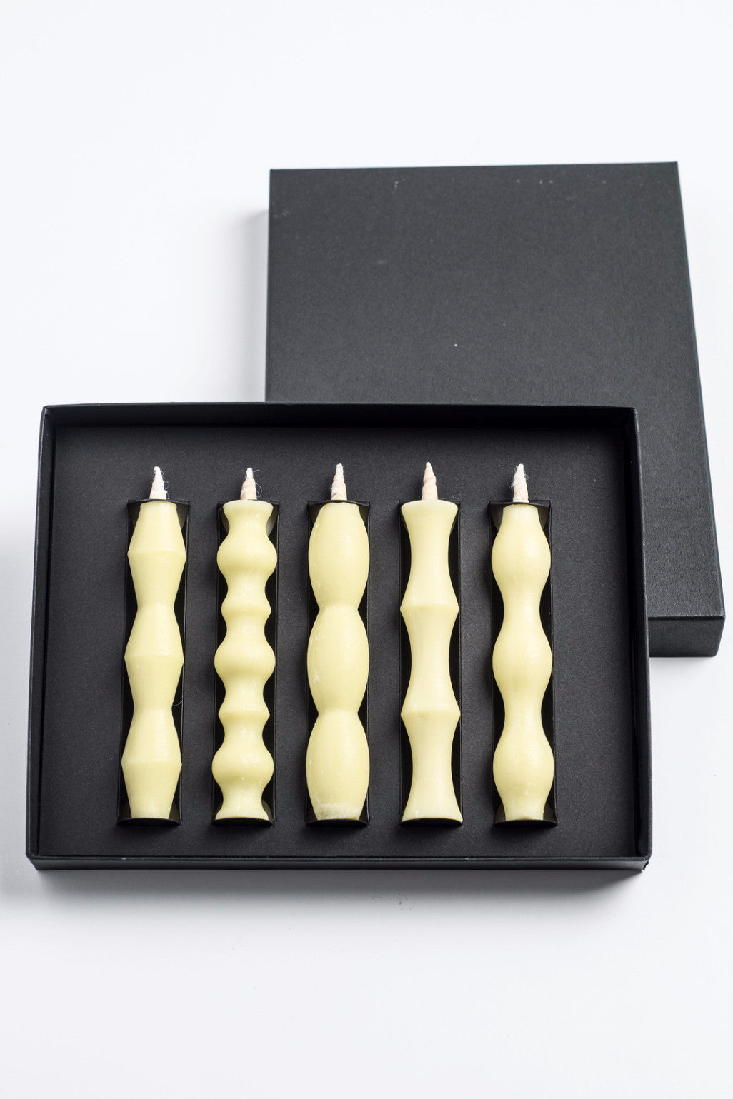 JAPANESE NANAO handmade boxed candle set
