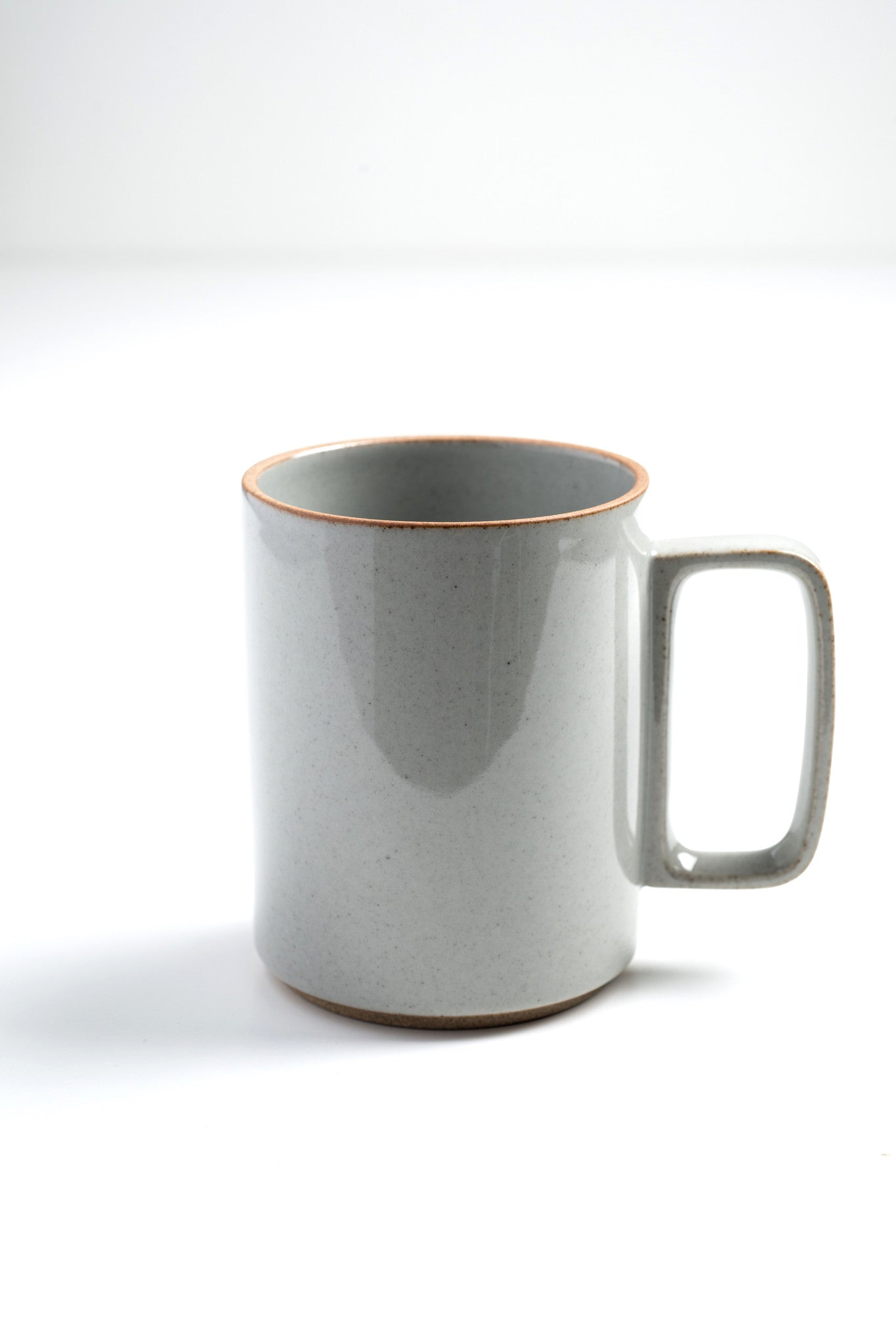 HASAMI Porcelain MUGS Matte Black
