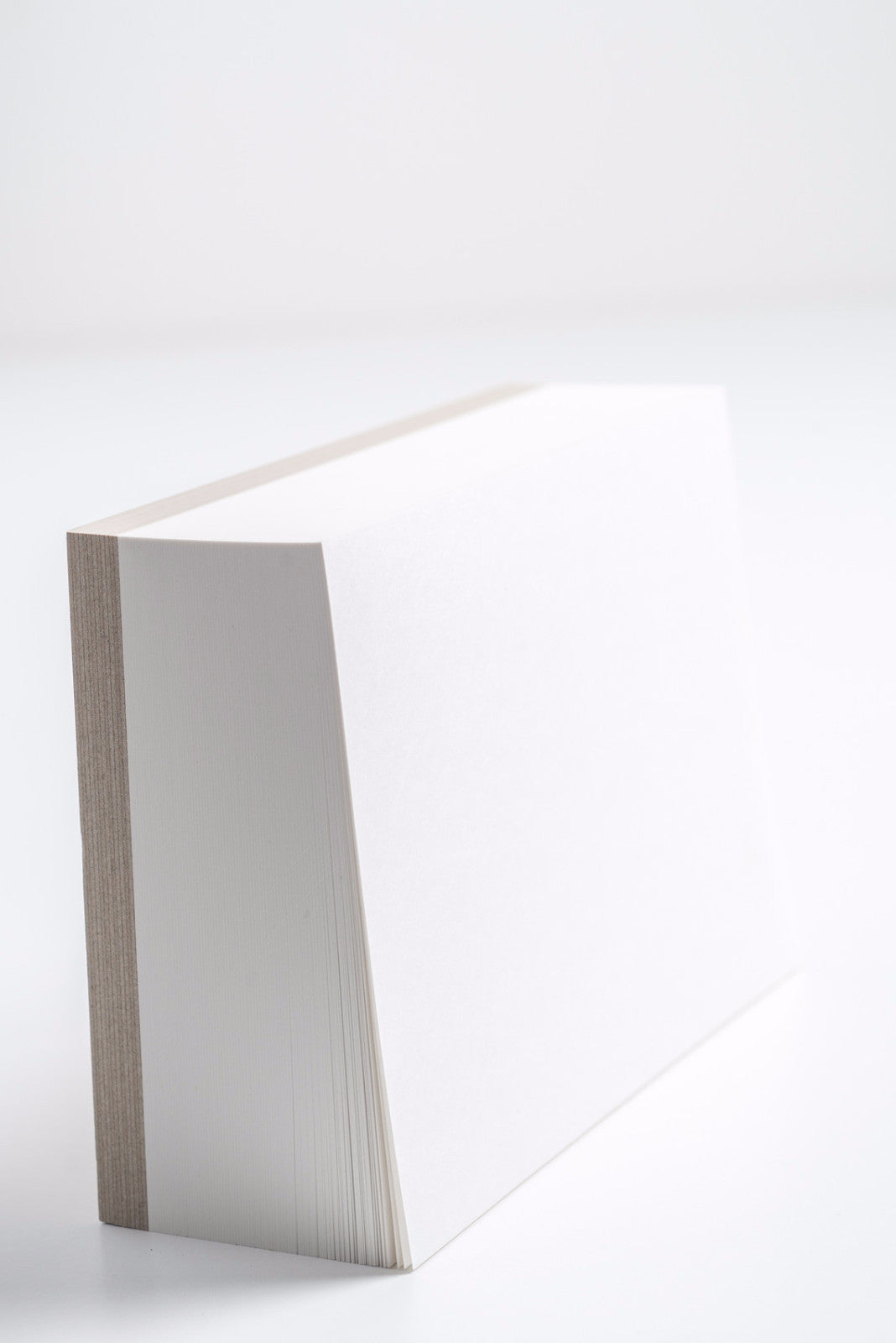ITO BINDERY Memo Pad 350 Sheets White and Gray