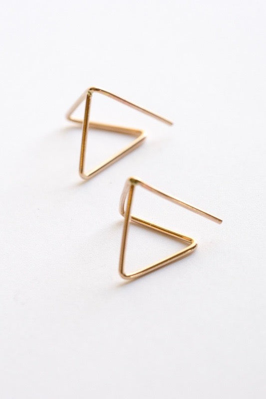 Lineage Triangles-Gold