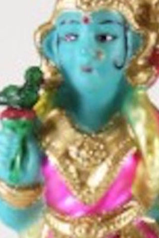 Krishna Orn Ornament