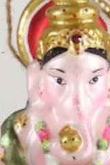 Large Ganesh Ornament- Multi