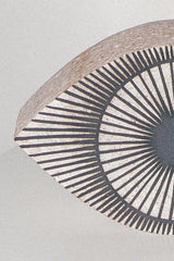 MQuan Stoneware Eye Object