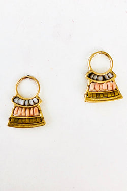 Spaceship Stud Earrings
