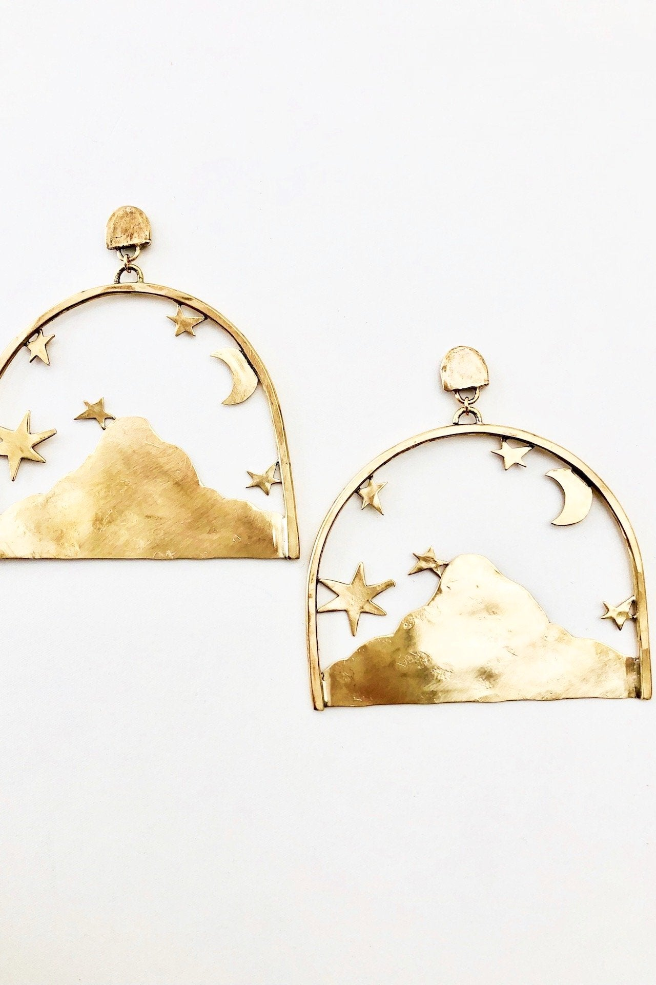 52d684777 Summit Night Large Earrings – CLC by Corey Lynn Calter