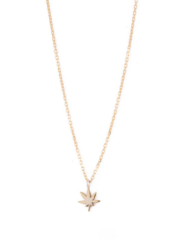 IGWT Cush Necklace Gold