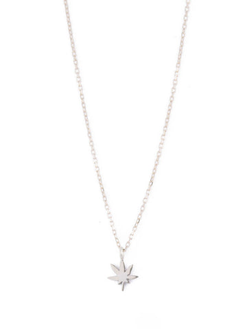 IGWT Cush Necklace Silver