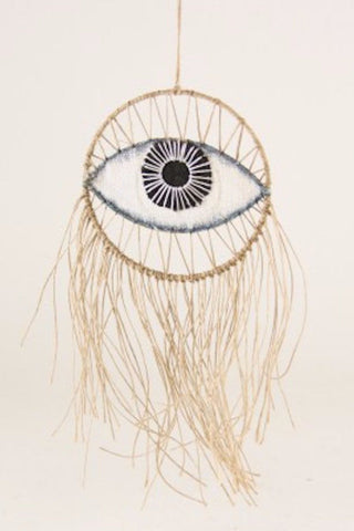 Seeing Eye Dream Catcher Ornament