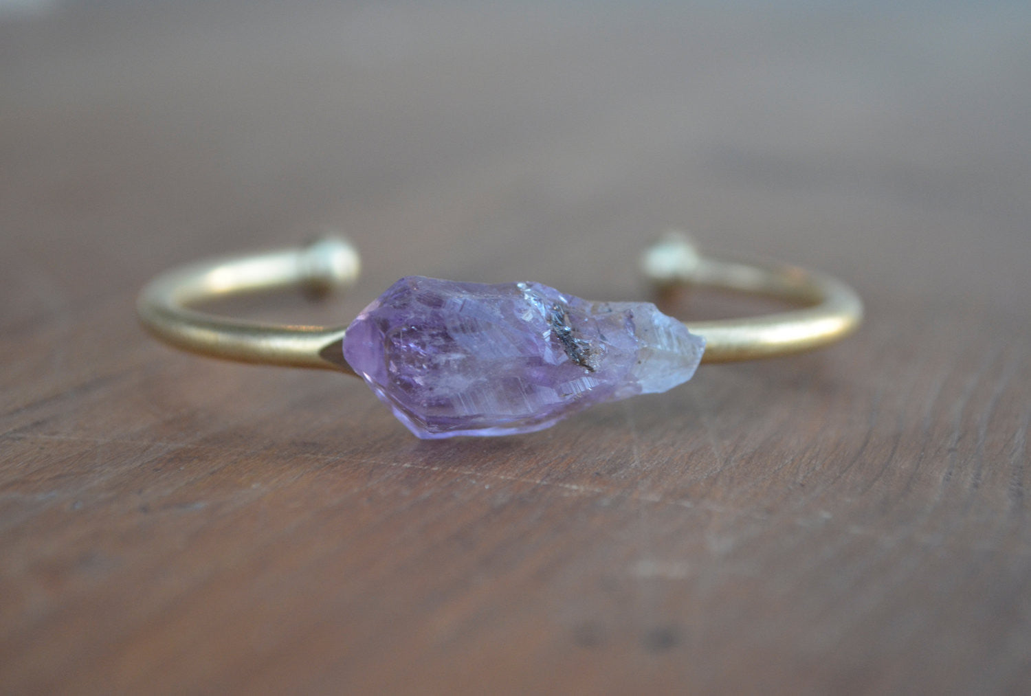 Ebb and Flow by Ty AMETHYST or CITRINE Stacker