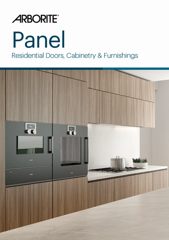 Panel brochure cover