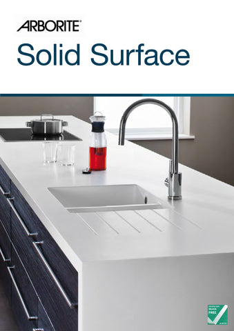 Solid Surface Brodure Cover