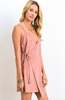 Alese wrap dress