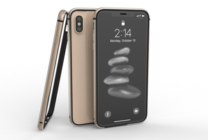 METAL BUMPER iPhone Xs Max