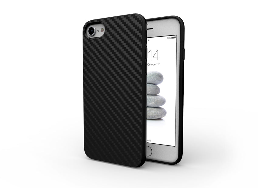 CARBON Case for iPhone 8/SE