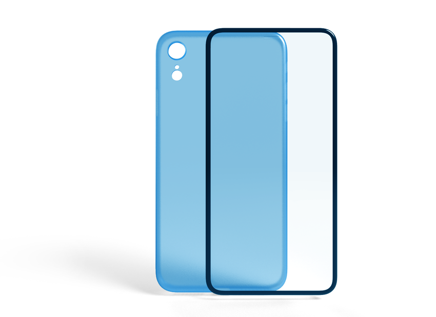 SLIM and GLASS for iPhone XR