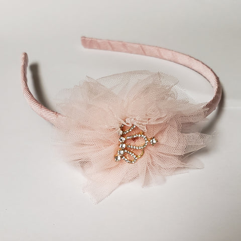 Blush Princess Headband - Hilwah