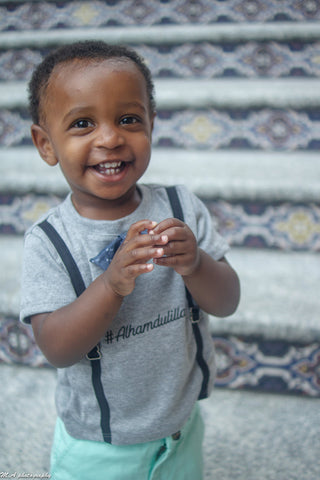 #Alhamdulillah T-shirt - Toddler