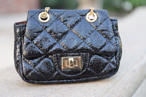 Mini Quilted  Purse - Hilwah