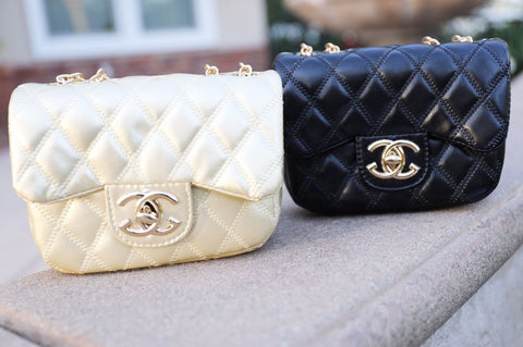 Quilted Purse - Hilwah