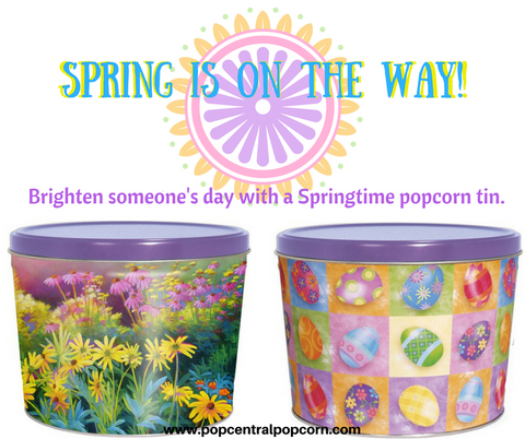 Popcorn bars pop central popcorn spring and easter gifts negle Choice Image