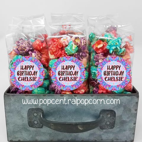 Gypsy Soul - Popcorn Party Favors