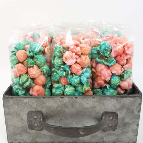 Cotton Candy Popcorn Favors