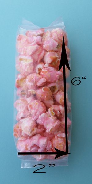 Tropical Destination - Wedding Popcorn Favors
